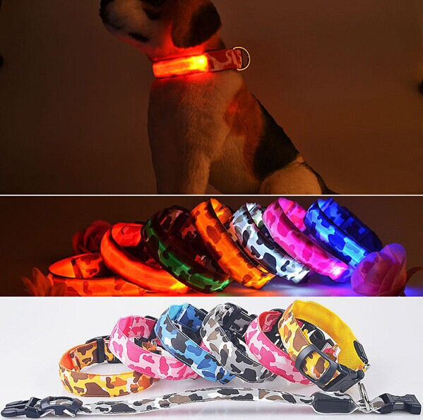 Pet Dog LED Collar