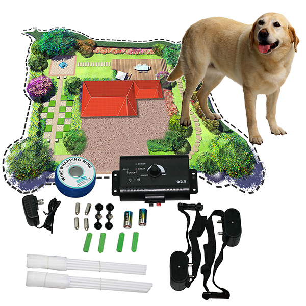 Electric Dog Fence Wireless Vs Underground Dog Fence