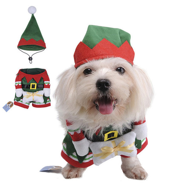 christmas-elves-dog-clothes
